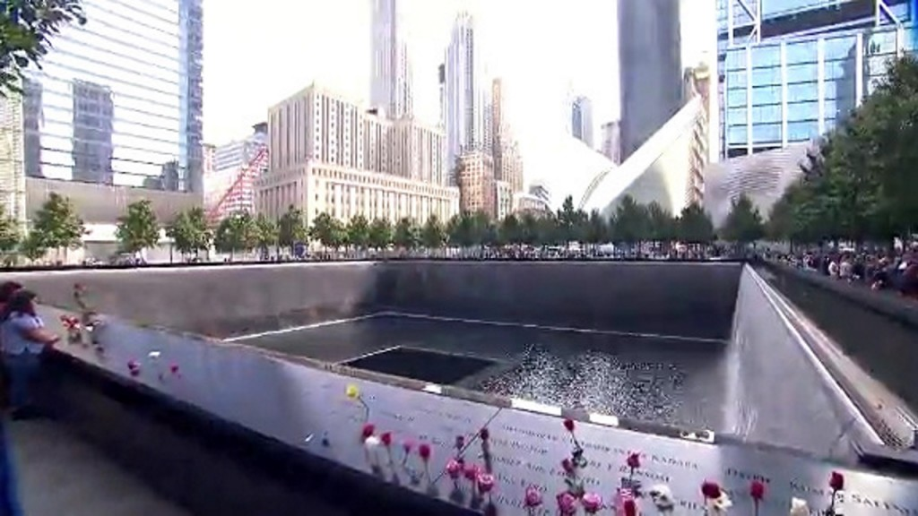 US remembers victims of 9/11 terror attacks