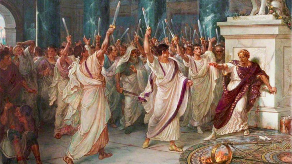 Beware the ides of March, they say. But why?