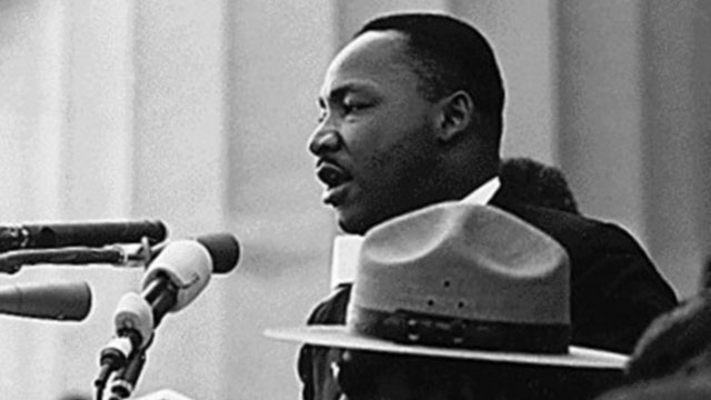 Another racial slur used in TV story about MLK