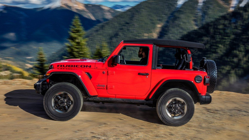 New Jeep Wrangler unveiled with hybrid option