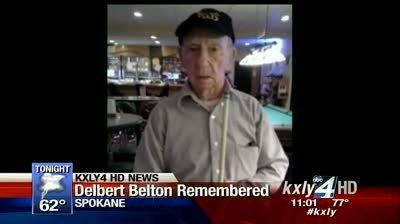 Friends of WWII veteran beaten to death grieving his passing