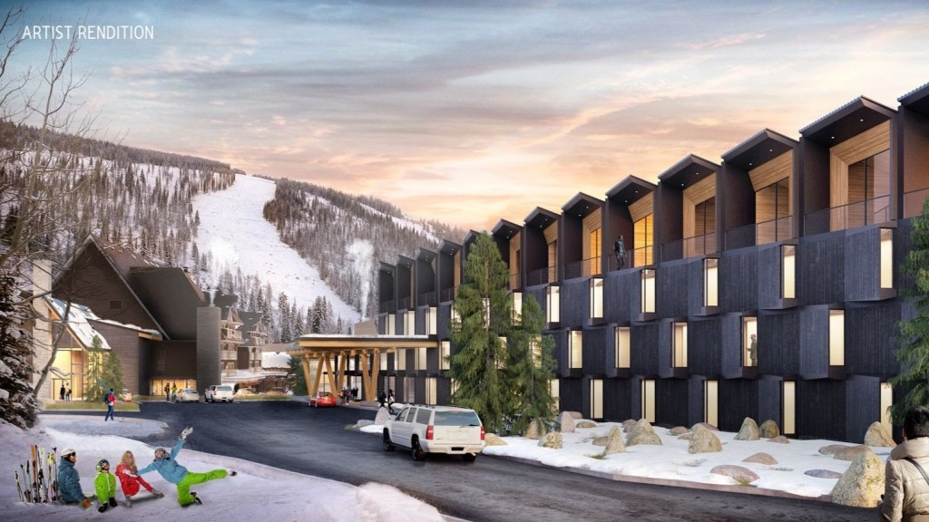 Boutique hotel to open at Schweitzer Mountain Resort during fall 2020
