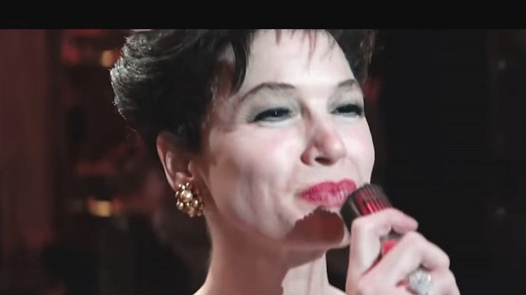 Renee Zellweger wows as Judy Garland in 'Judy'