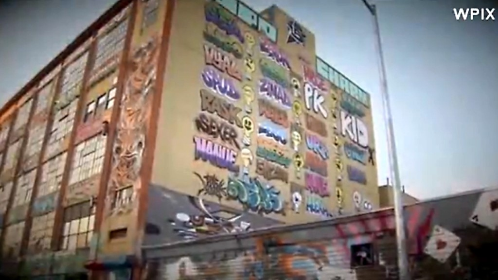 Judge awards $6.7 million to graffiti artists