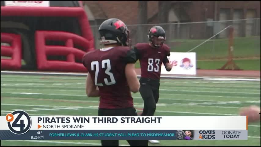 Whitworth runs winning streak to 3 games.