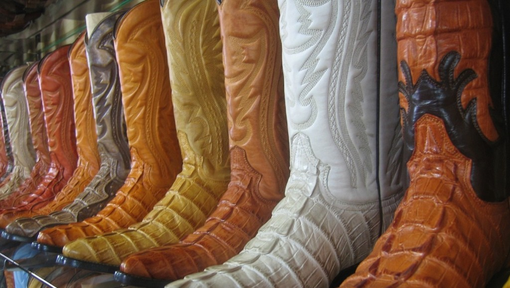 Startup wants to take guesswork out of buying cowboy boots