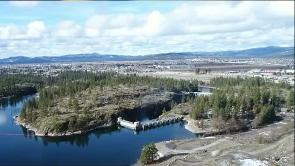 Air 4 Adventure: Post Falls Dam
