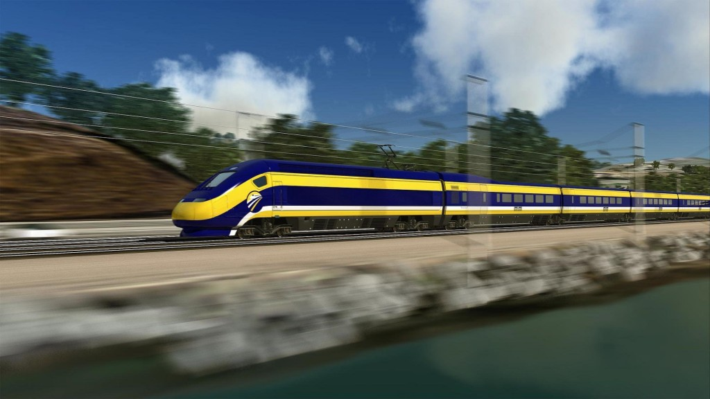 DOT cancels nearly $1B grant for California high-speed rail