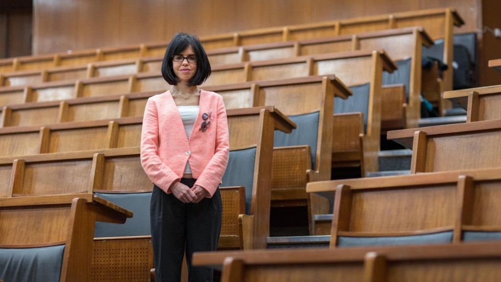 Physicist takes to internet to recognize women in science