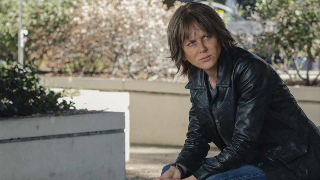 Nicole Kidman in 'Destroyer' mostly just kills time