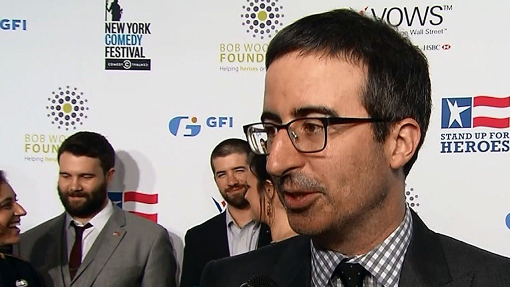 That was no cyberattack on the FCC, just John Oliver fans