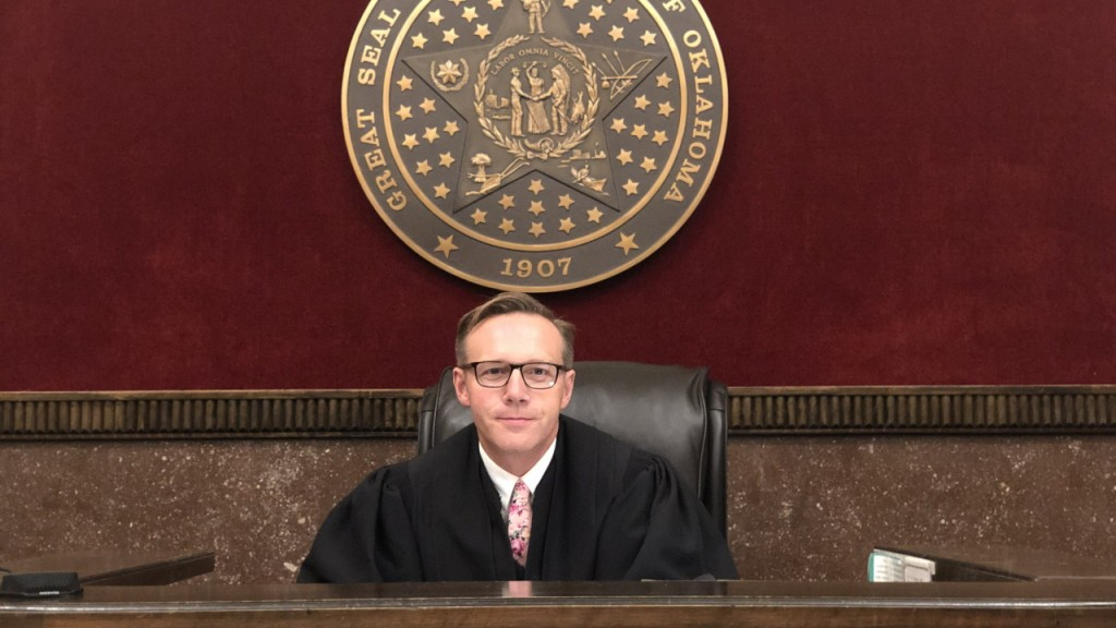 Oklahoma judge miscalculated judgment in opioid case