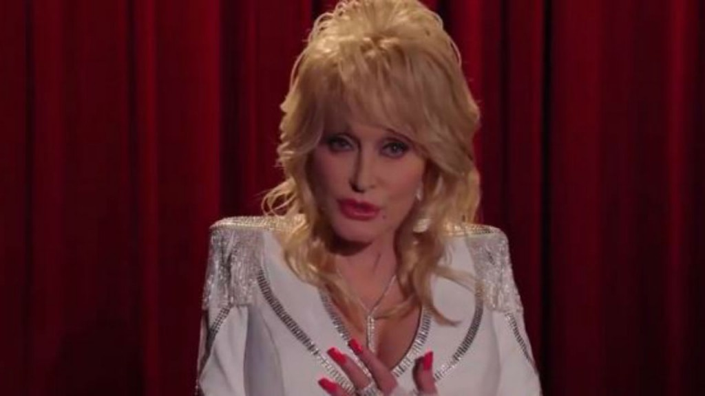 Hollywood Minute: Dolly Parton's 'Heartstrings'