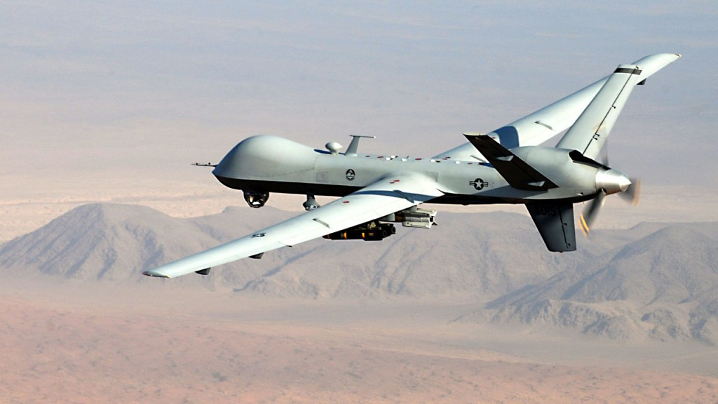 US Reaper drone data leaked on dark web, researchers say
