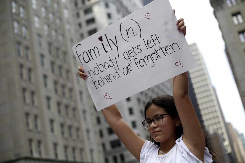 """Families Belong Together"" nationwide rallies"