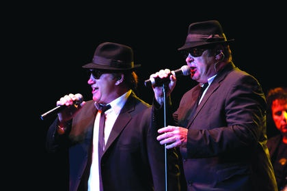 Daily Evergreen Reports Blues Brothers Rocking Pullman