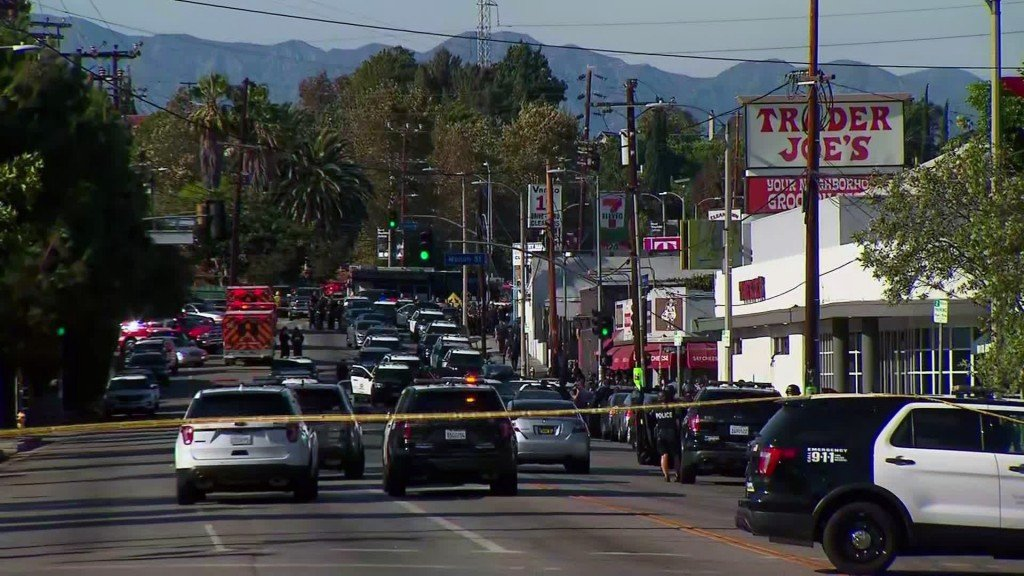 Trader Joe's employee was killed by officer's bullet, LAPD says