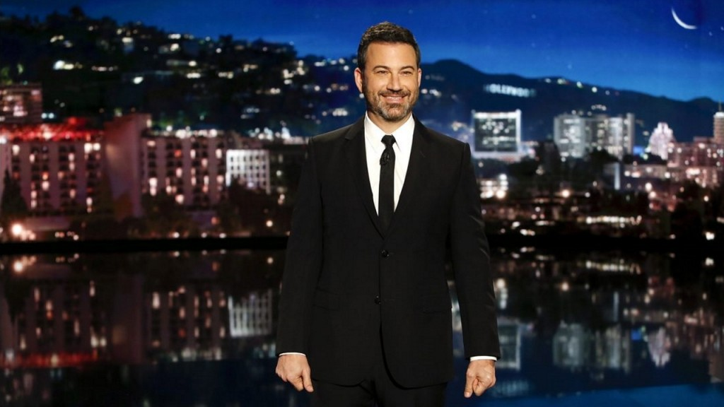 Jimmy Kimmel signs new three-year deal at ABC