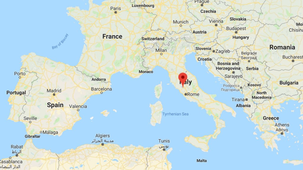 US man arrested over murder of shopkeeper in Italy