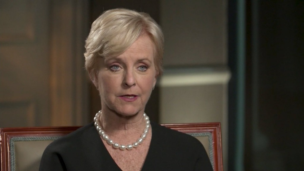 Cindy McCain: GOP no longer party 'my husband and I belonged to'