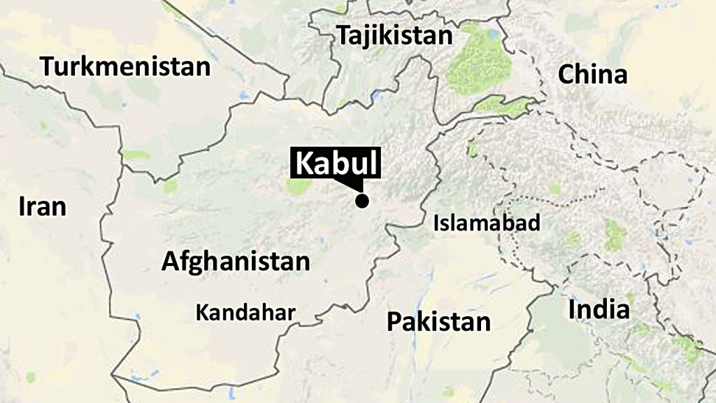 US service member killed in Kabul suicide car bomb attack