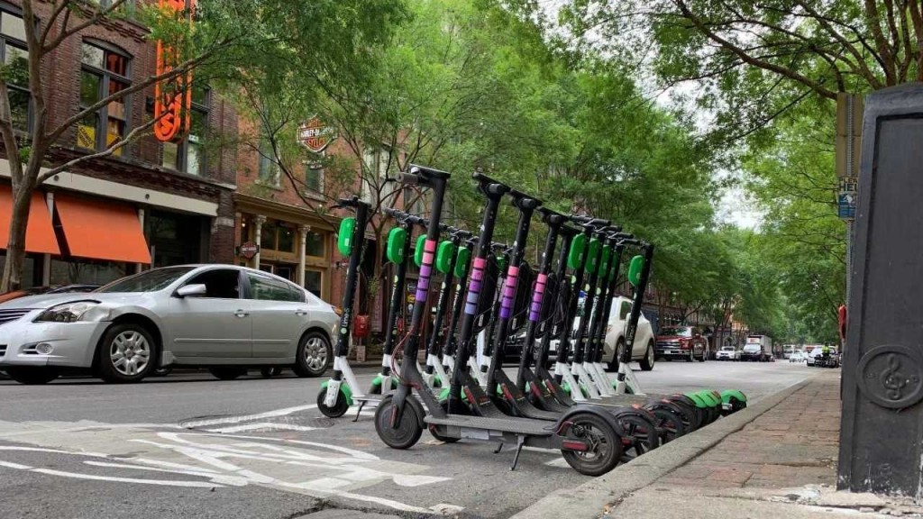 Lyft to pull scooters from US cities