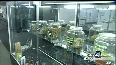 Spokane man may open first pot store in Washington