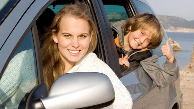 Family-friendly car accessories
