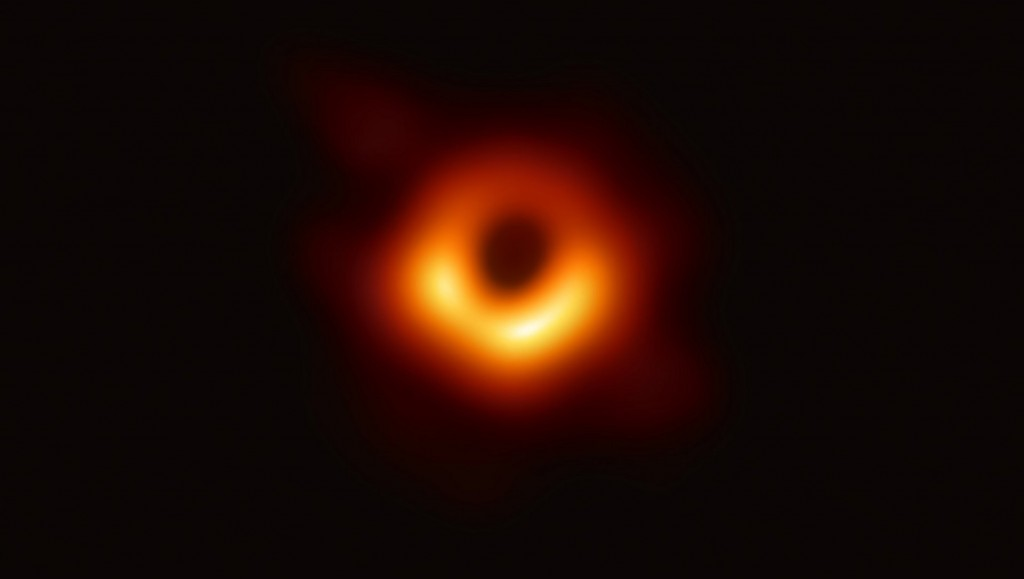 First black hole to be photographed now has name