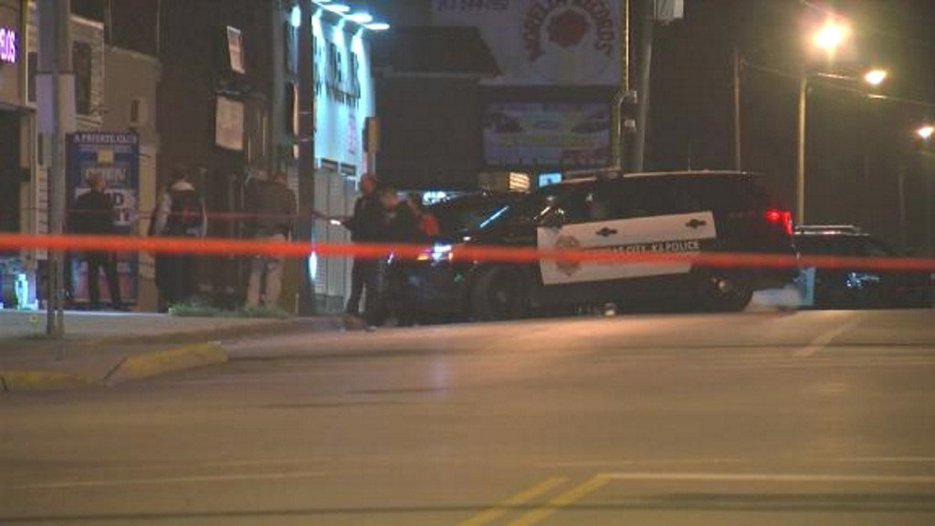 One suspect arrested in Kansas City bar shooting, 2nd identified