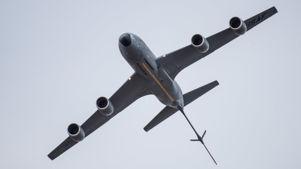 US military sends $331M bill to Saudis, UAE after refueling 'accounting error'
