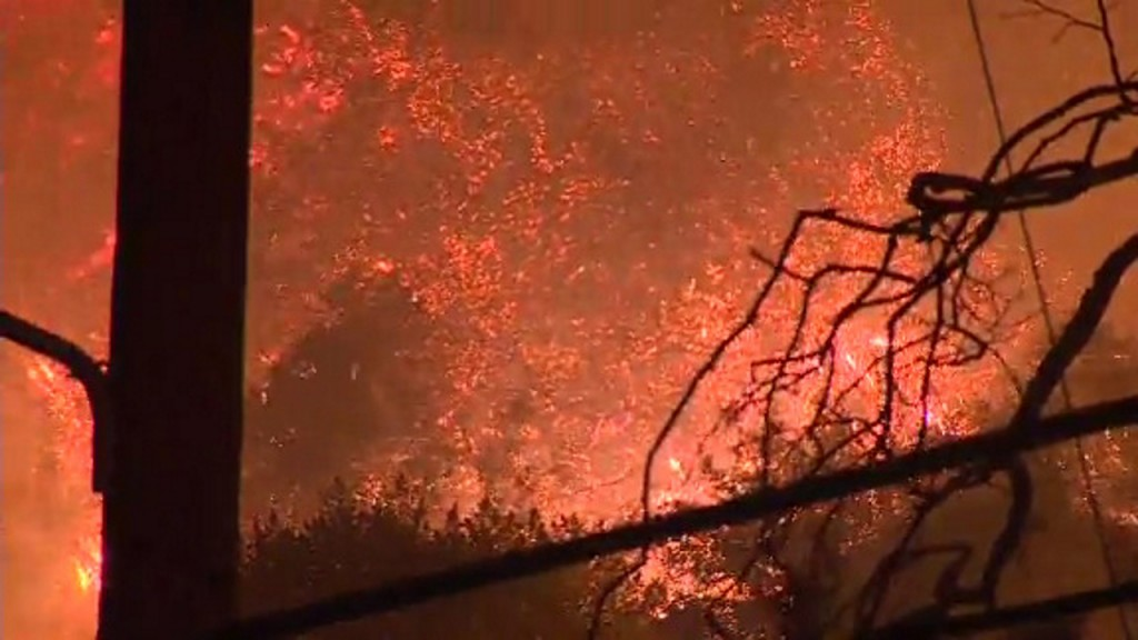 How climate change-driven fires are changing life in California