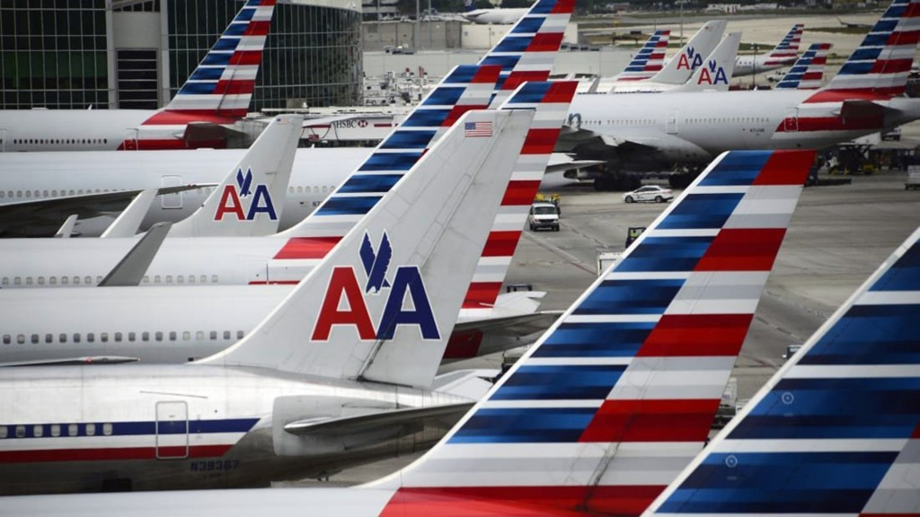 American Airlines canceling 90 flights a day because of 737 Max grounding