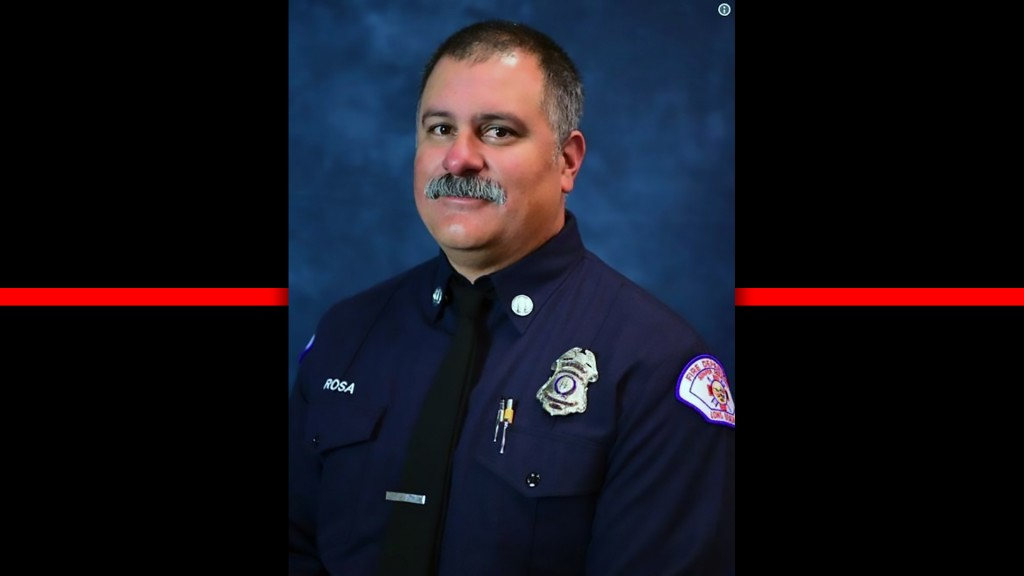 Long Beach firefighter shot and killed while responding to call; suspect charged