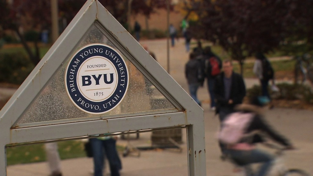 Brigham Young changes campus policy for handling sex assaults