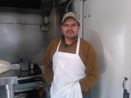 New Taco Truck at Nevada and Francis Serving Up Great Burritos