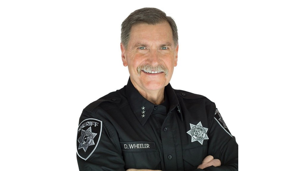 bonner county sheriff daryl wheeler