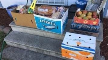 Spd Food Donations