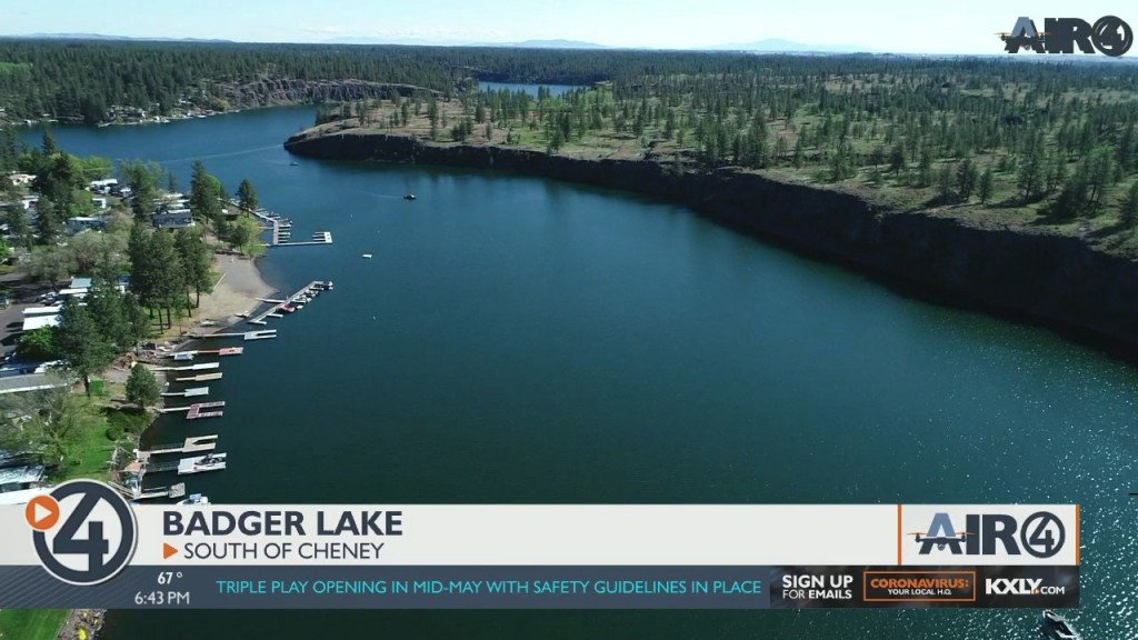 Air 4 Adventure: Badger Lake