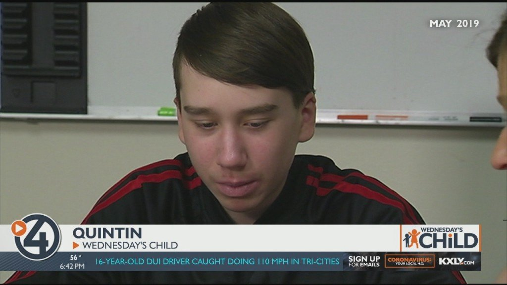 Wednesday's Child: Quintin