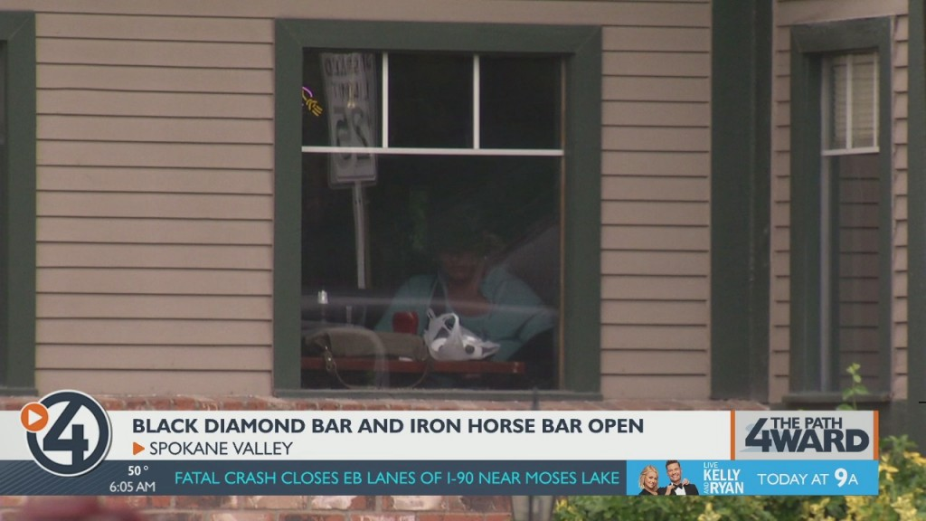 Two Spokane Valley Bars Reopen, Defying State Order