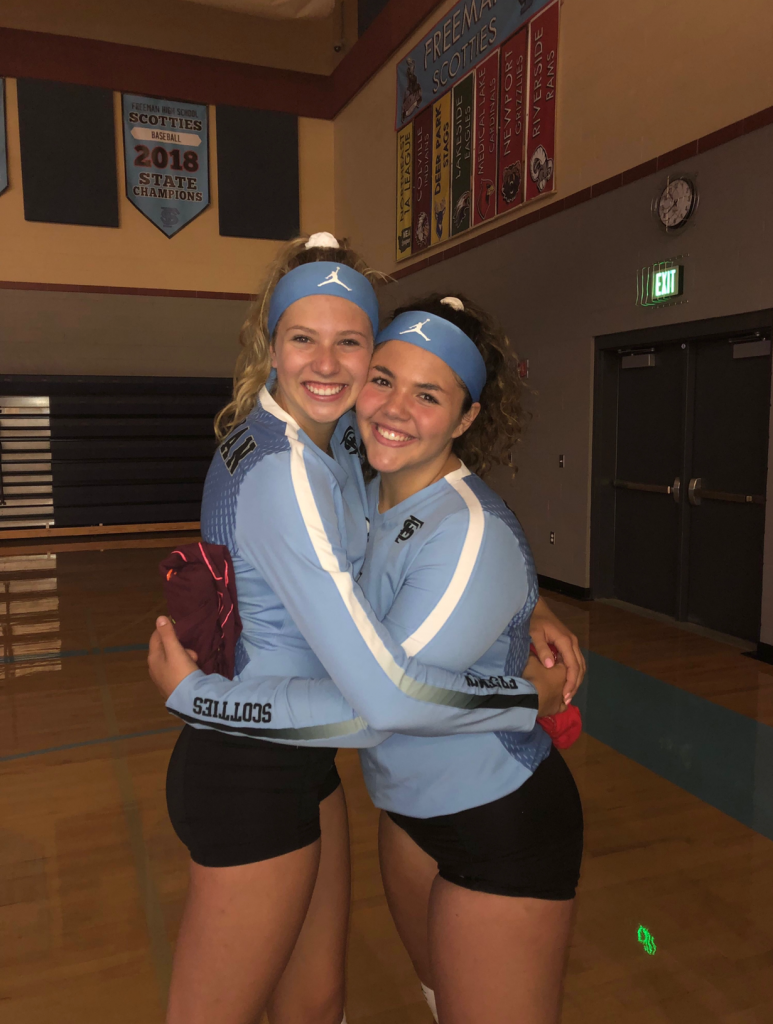 Shining Star Senior Night honors West Valley's Kilee Imada and Freeman's Bradee Parisotto