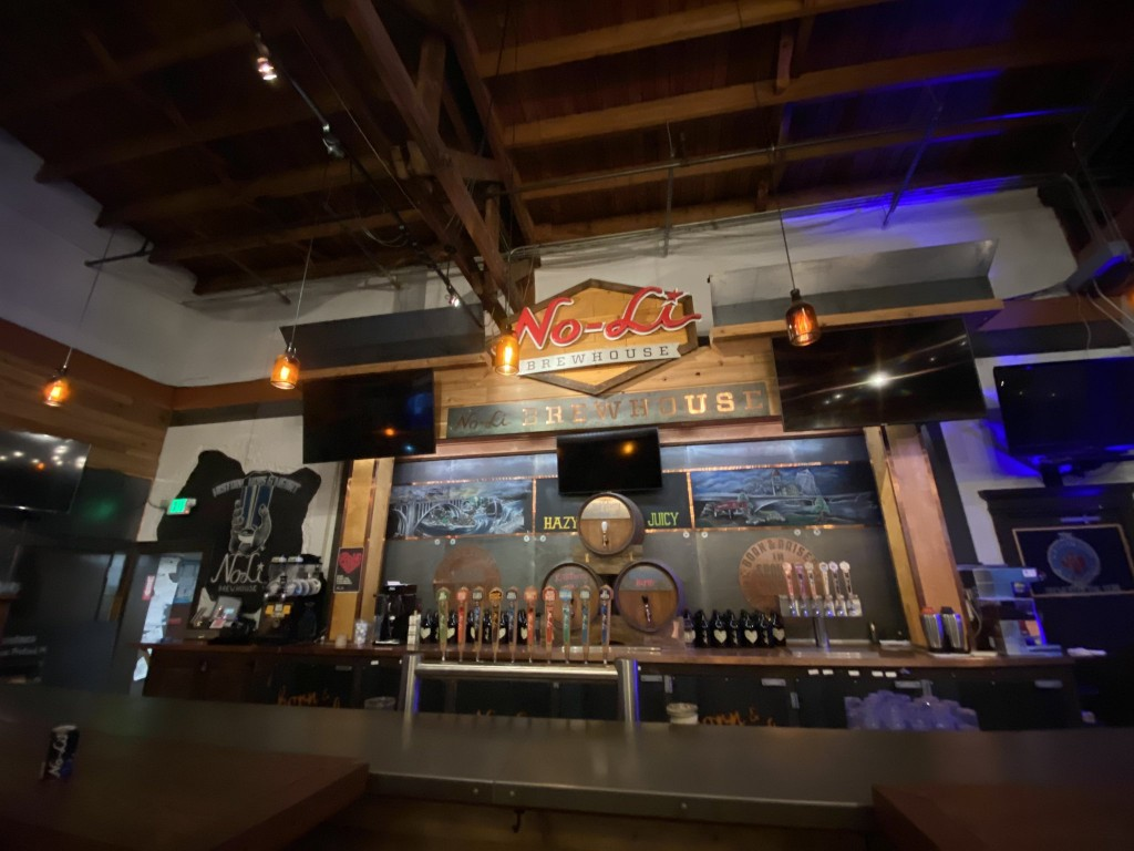 No-Li Brewhouse reopens under Phase 2