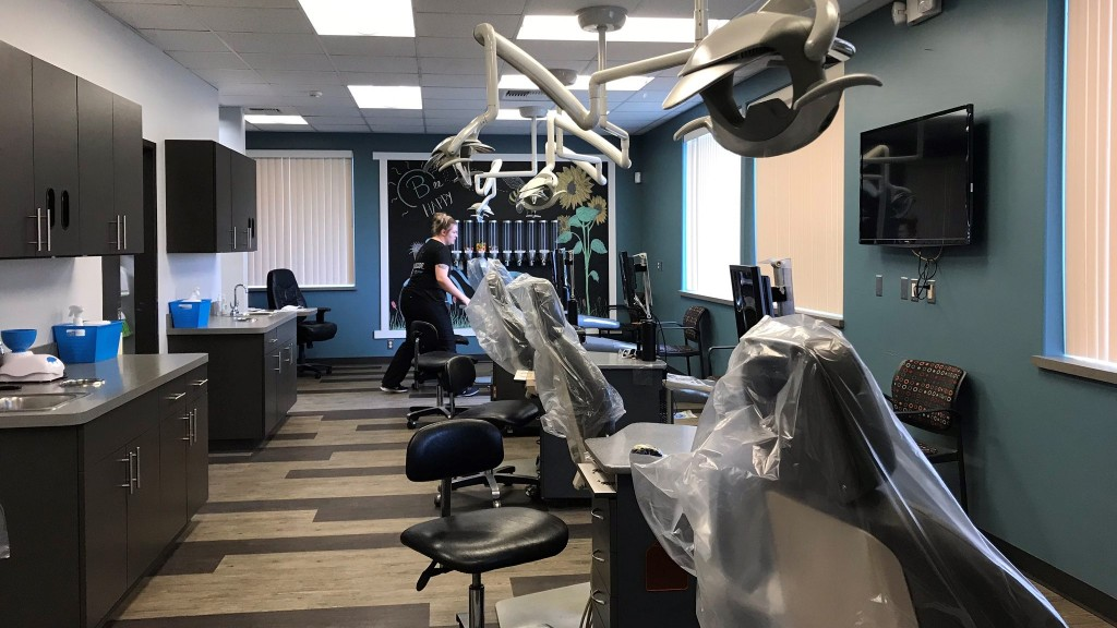 Dental offices open in Washington state