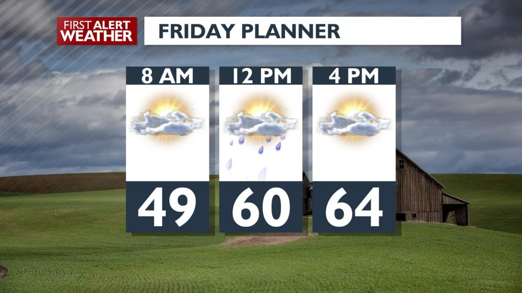 Friday Day Planner