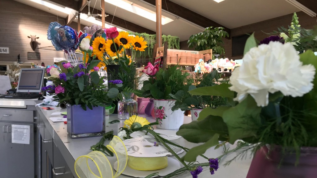 Ritters Garden & Gift flourishes on Mother's Day