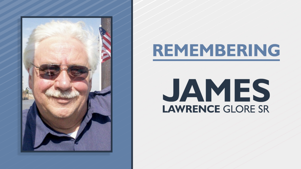 James Lawrence Glore Sr