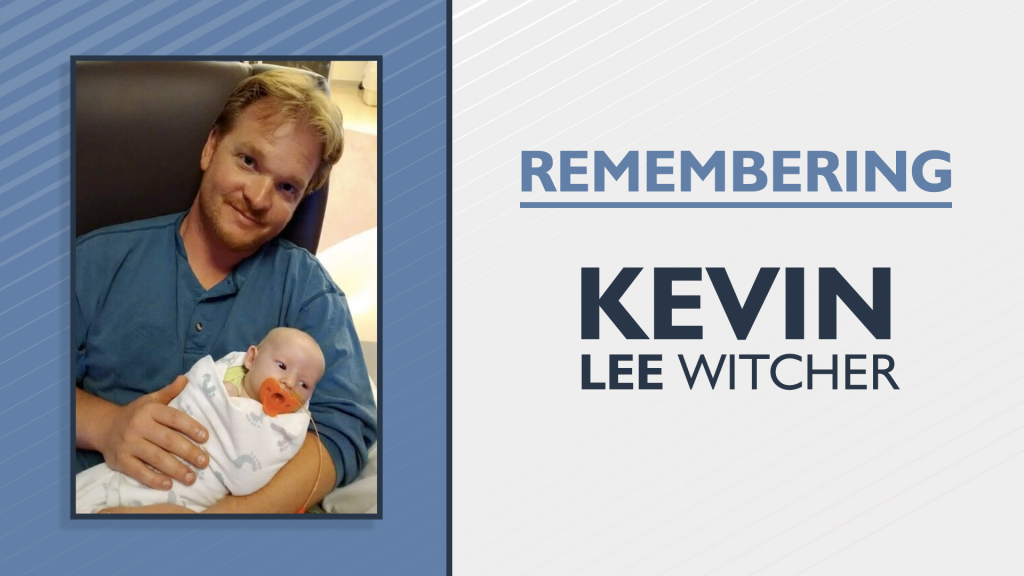 Kevin Lee Witcher