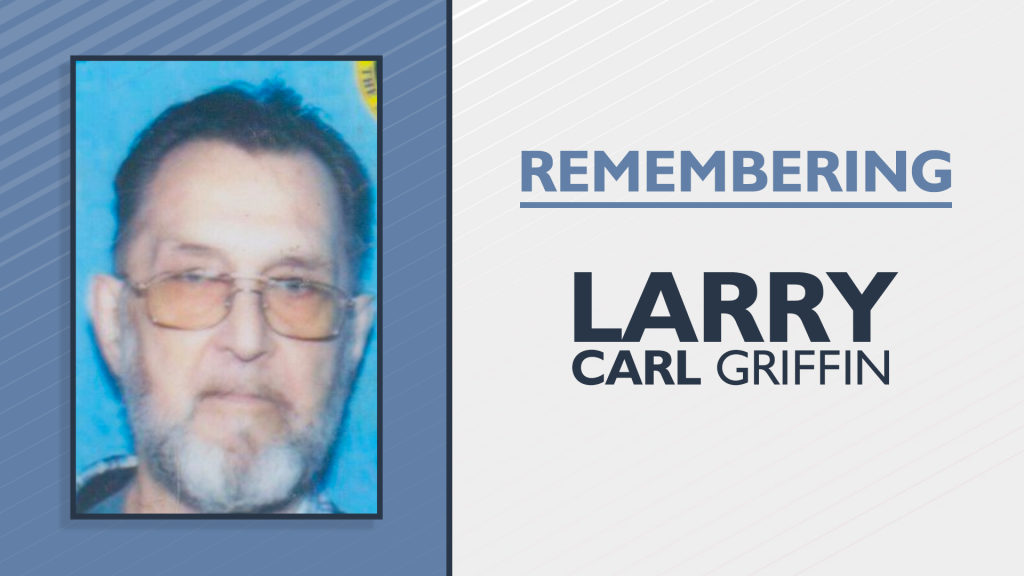 Larry Carl Griffin