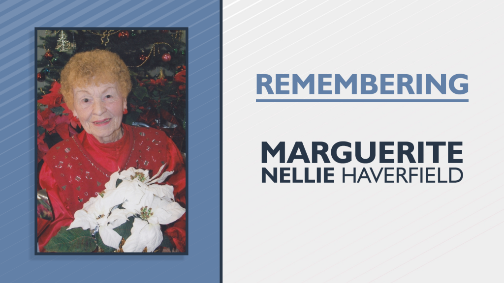 Marguerite Nellie Haverfield